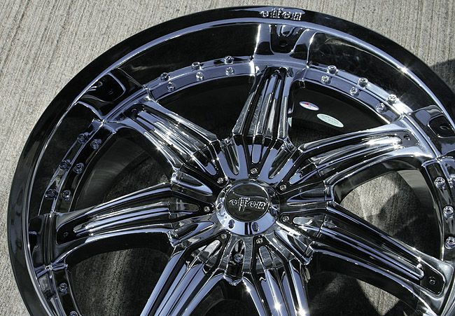 STARR 412 20 CHROME RIMS WHEELS LINCOLN LS V6 V8 RWD